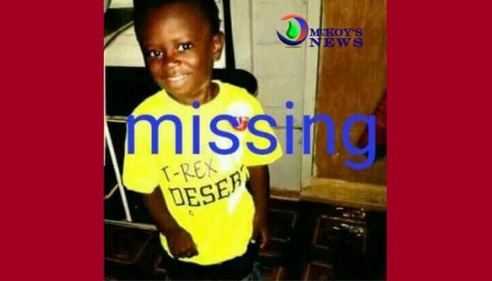 Missing 3-Year-Old AshaunieRicardo