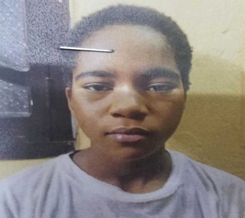 Ashley Clarke, 13, from St Catherine Missing