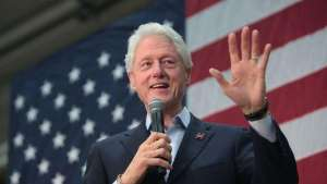 Former US President Bill Clinton to Arrives in Montego Bay Today
