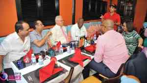 Birthday Luncheon for Minister of Justice at Mainland China Restaurant