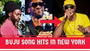 Buju Banton Finds Big Hit on Hot 97 FM New York