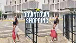 COME CLOTHING SHOPPING DOWNTOWN, KINGSTON, JAMAICA (2019) Vendors, Wholesale | Annesha Adams