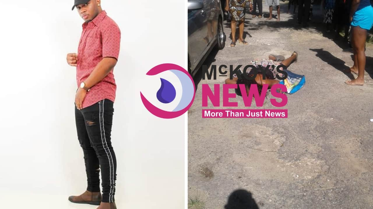 ALLEGED GAY DISTRICT CONSTABLE COMMITS SUICIDE BY SHOOTING HIMSELF, AFTER SHOOTING FEMALE IN ST. MARY STATION