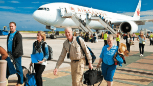 Canadians Flocking to the Caribbean