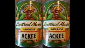 Canned Ackee Containing Ganja Found at Montego Bay Airport