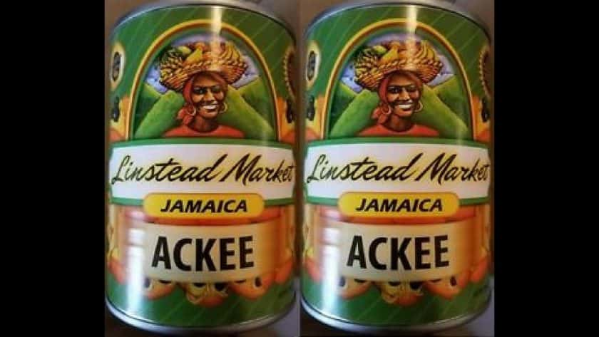 Canned Ackee Containing Ganja