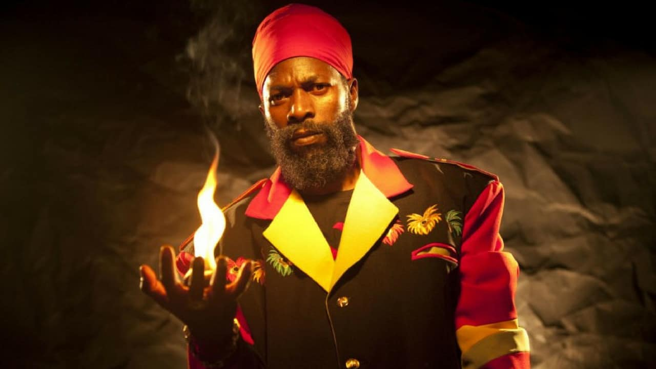 """Fireman"" Capleton Warns New Dancehall Artistes against Personal Lyrical Attacks and Releases New Video"