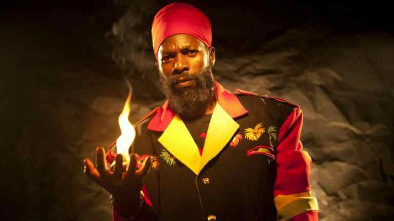 """""""Fireman"""" Capleton Warns New Dancehall Artistes against Personal Lyrical Attacks and Releases New Video"""