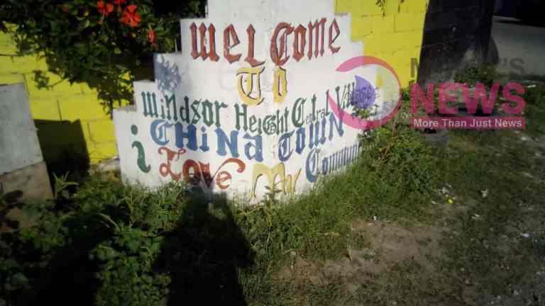 Ozien Robb Killed in Central Village
