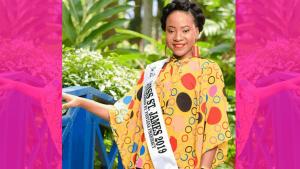 Miss Jamaica Festival Queen Competition – Chardonnae Parkins, Miss St. James