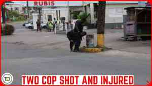 Cops Outgunned by Robbers in May Pen