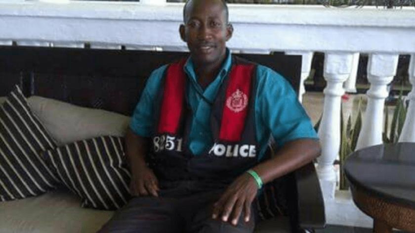 Policeman Fatally Shot
