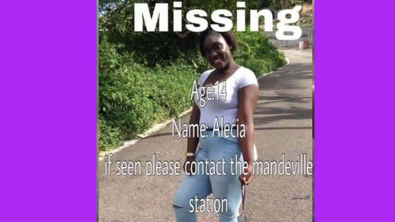 Cross keys High School Student missing