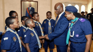 Cub Scouts and Their Leaders from Jamaica and the Region to Transform St. Ann