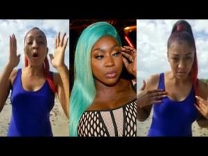DRAMA: D'Angel Finally Responds to Spice… Talks the Secrets [Video[