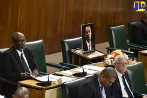 MPs Pay Tribute to Dr. Bloomfield
