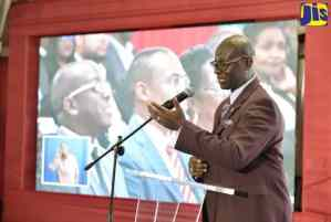 Jamaica's Hosting of Disaster Risk Reduction Conference Significant – Minister McKenzie