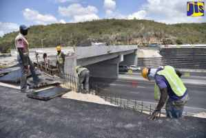 Mandela Highway Upgrade 90% Complete