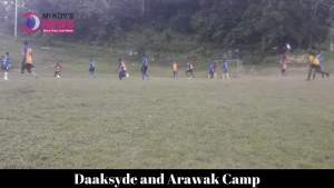Daaksyde and Arawak Camp to Contest First Semi-final
