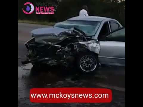 Deadly Trelawny Crash