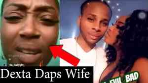 Dexta Daps Wife Reacts To Guyanese Woman & Dexta