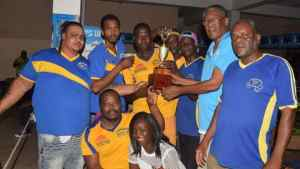 Domino Champions Crowned