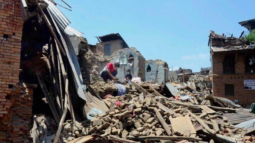 Strong Earthquake Strikes Greek Island
