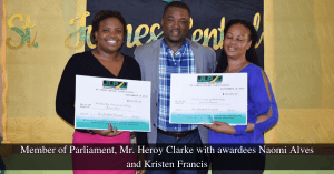 Educational Scholarships Awarded to Children of JLP Workers