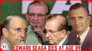 Edward Seaga DiES on his Birthday