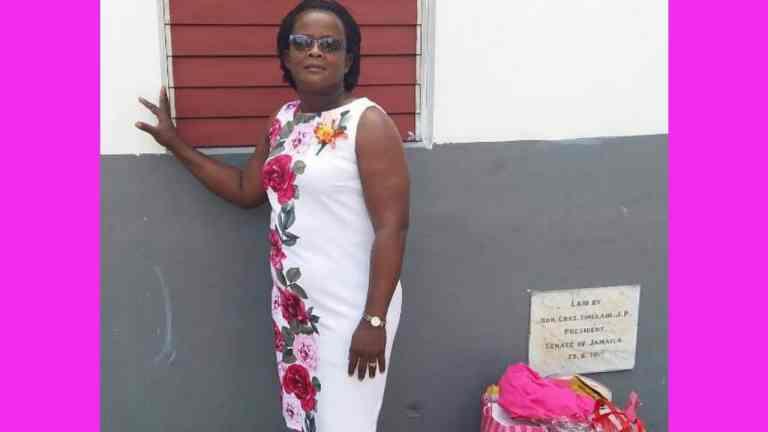 Montego Bay Infant School Teacher Funeral November 18, 2018