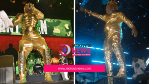Elephant Man at Reggae Sumfest 2019
