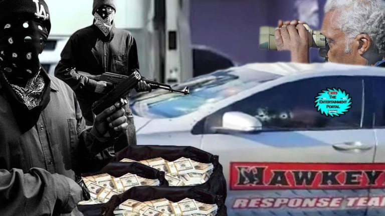 Multi-Million Dollar Robbery