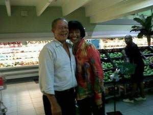 PAGE 3: BRUCE GOLDING AND PORTIA SIMPSON RETIRE PM MEETUP IN SUPERMARKET