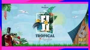FIJI Tropical Paradise