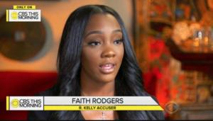 R. Kelly accuser takes her chilling claims public, claims he gave her herpes, kept her locked in van