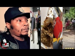 Fake Chicken, White Man Refused To Sit Beside Elderly Black Woman, She Kno Kungfu + More