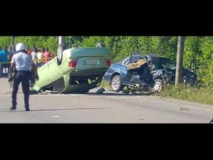 There's something about Jamaica Week 9 –  Road Fatalities