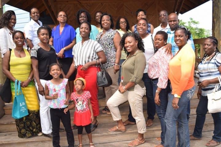 Teachers' Day - Farm Primary and Junior High teachers treated