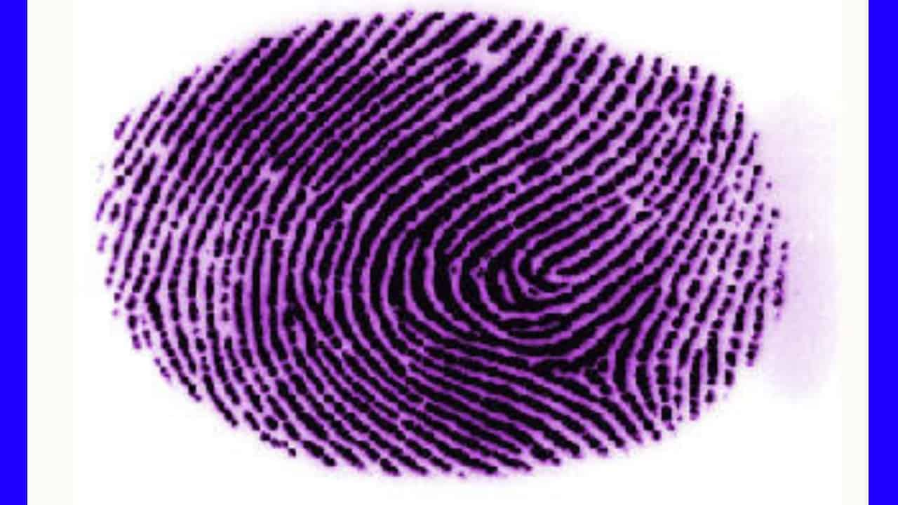 FINGERPRINTING OFFICER TO BE CLOSED