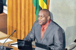 Senator Morris Tells KSAC Pay Blind Man Who Fell Over Bridge
