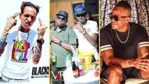 Foota Hype Disrespected By Dancehall Artiste Black San + Marlon Samuels Talks Foota Hype Father