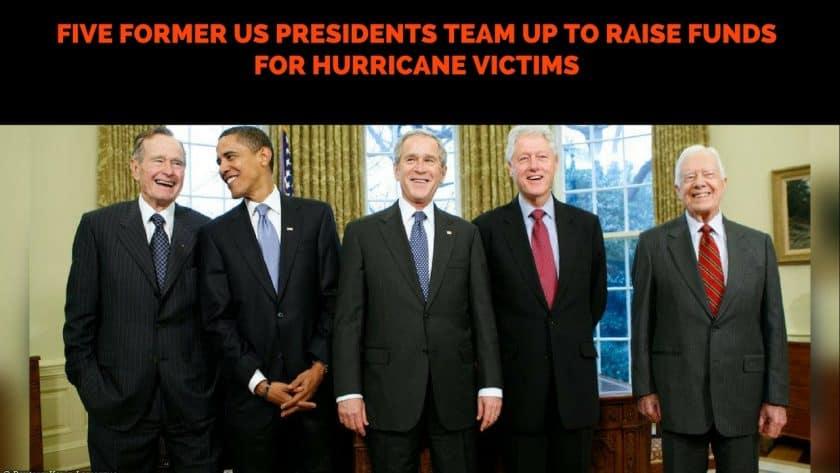 Former United States Presidents