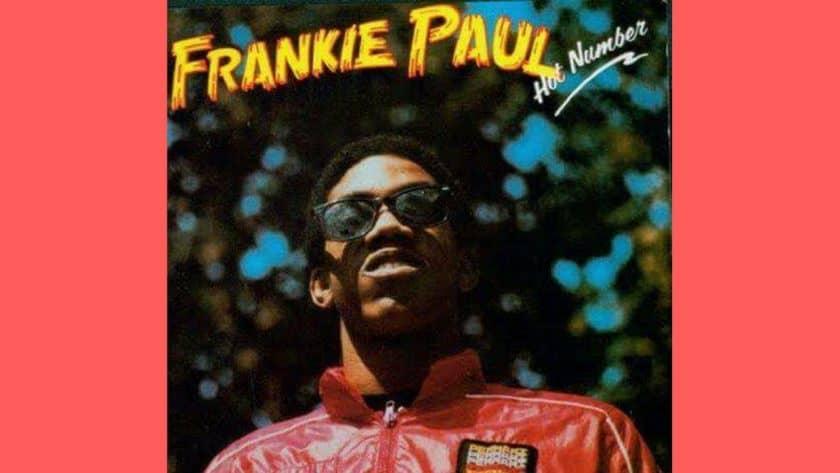 Frankie Paul