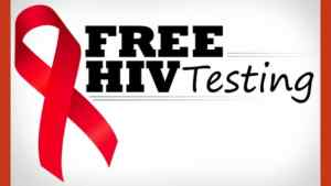 Free Islandwide HIV Testing this Friday, June 30