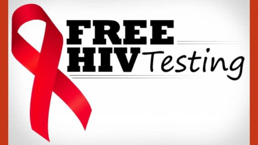 Free Islandwide HIV Testing