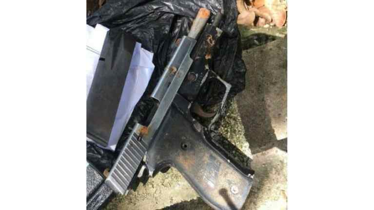 Five Persons Arrested in Manchester Firearm Seizure