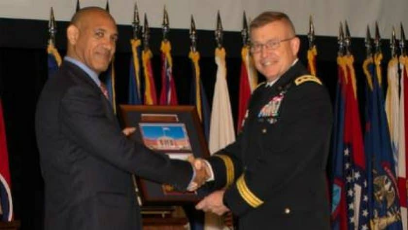 Security Advisor Inducted