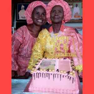 Gorgeous Granny Celebrates Birthday