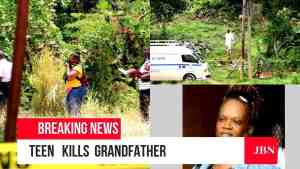 Grandfather Killed By Grandson …Body Found In Shallow Grave