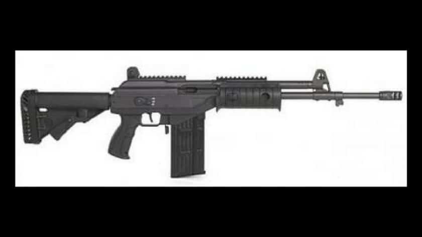 Haitian High Powered Rifle